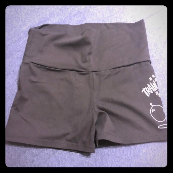 Harley Quinn WOD Shorts!
